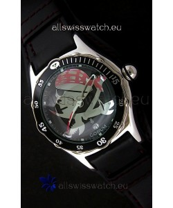 Corum New Edition Japanese Replica Watch in Black Dial