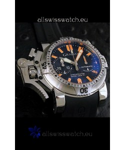 Graham Chronofighter Diver 1000FT Swiss Replica Watch