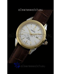 Omega De Ville Co Axial Watch in Yellow Gold Casing