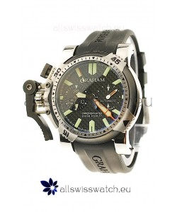Graham Chronofighter Oversize Diver Japanese Replica Watch