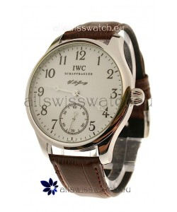 IWC Portugese Automatic Steel Watch