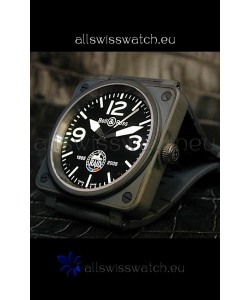 Bell and Ross BR016 RAID Limited Edtion Swiss Watch